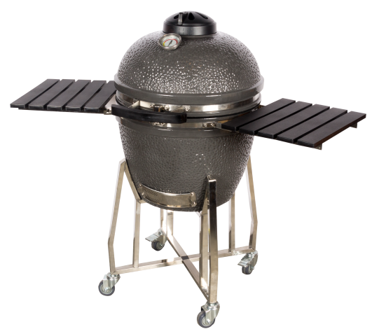 Kamado grijs by Kamadoworld